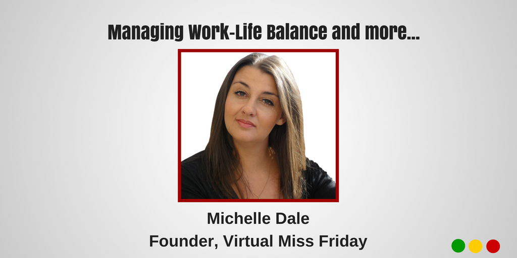 Virtual Assistant Tips from Michelle Dale, Founder of Virtual Miss Friday