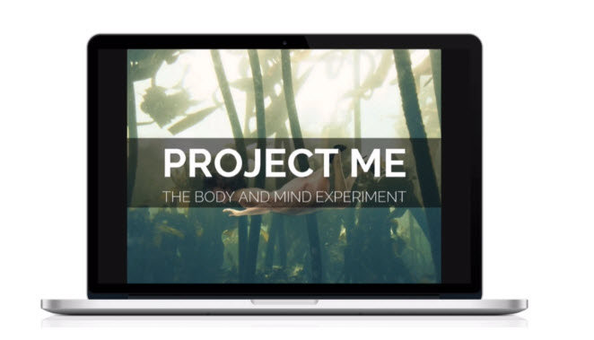 Project Me by Michelle Dale