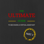 The Ultimate Guide To Becoming a Virtual Assistant Part 2 : S.W.O.T. Analysis