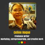 Profile of a Kick-ass Freelance Writer: Celine Roque