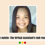 The Virtual Assistant's Hub Founder and Chris Ducker Fan: Susan Guinto