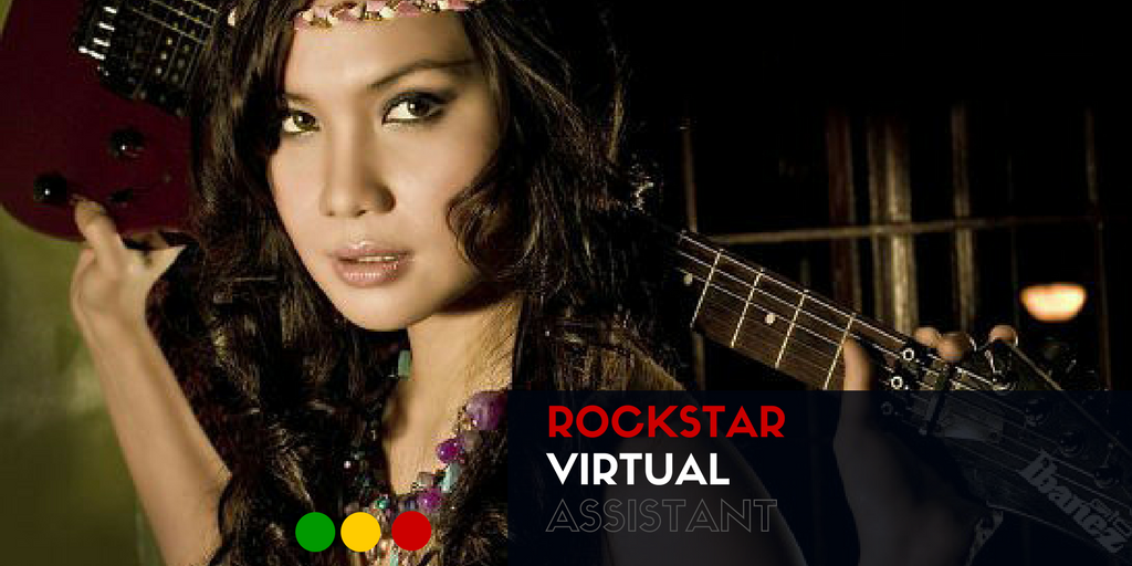 meet the real rockstar virtual assistant - Real Virtual Assistant Jobs
