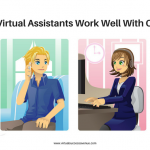 How Virtual Assistants Work Well With Clients
