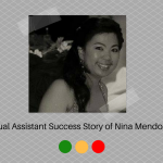Virtual Assistant Success Story: Nina Mendoza